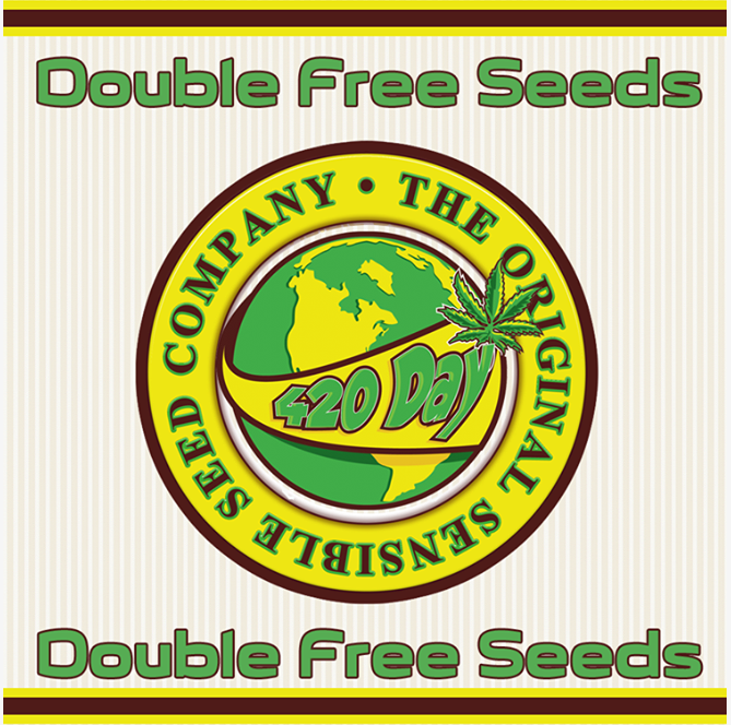 Double Free Cannabis Seeds For 420 Weekend - Click Here